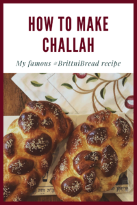 how to make challah