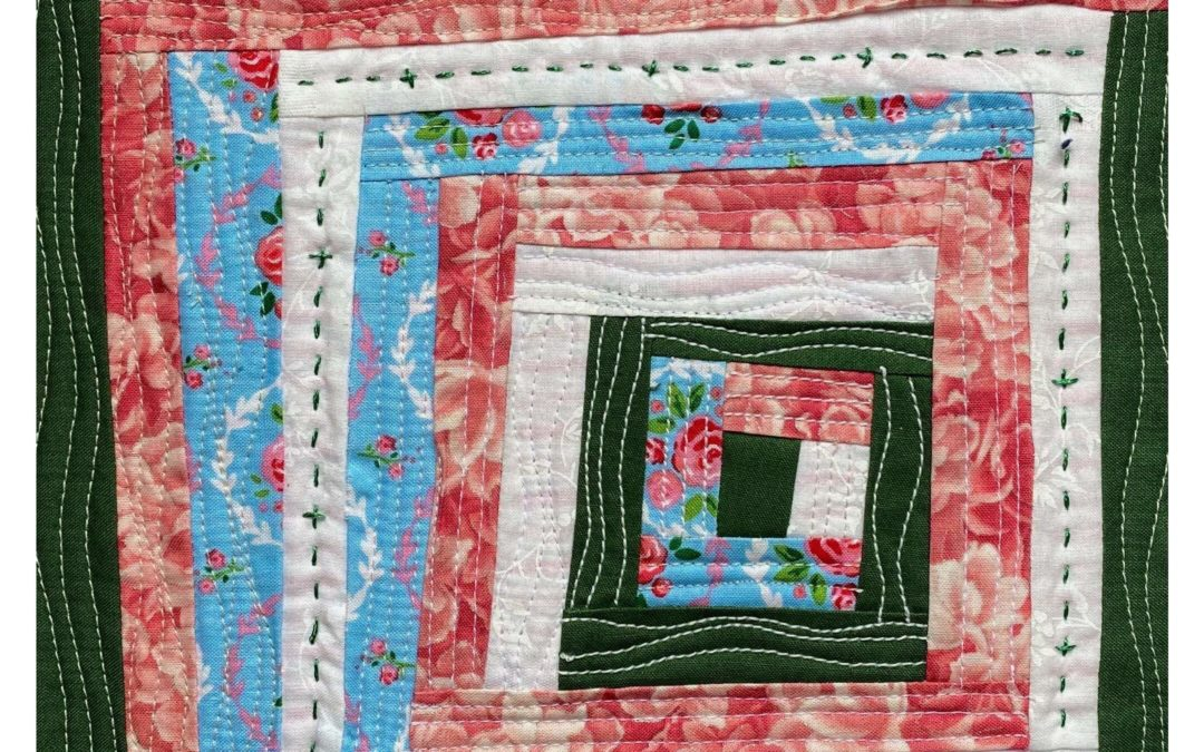 Bluprint Class Review: Mojo Minis, Mini Quilts with Suzy Quilts