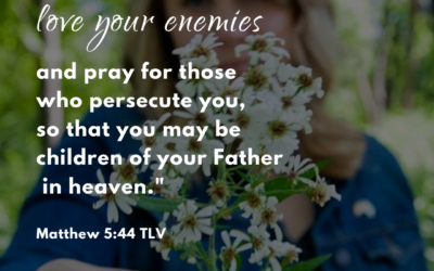 A Shabbat Devotional: Here's Why Loving your Enemy Matters to God