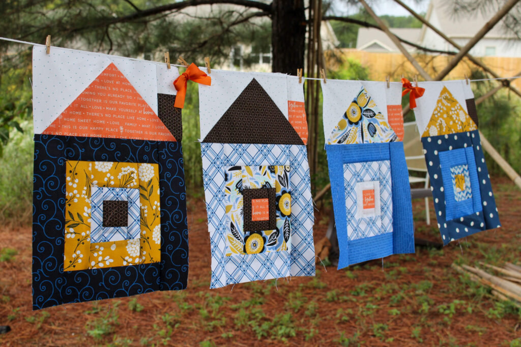 Sweet Home Quilt